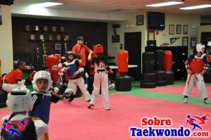 Aaron Cook Campamento de Taekwondo  (225)