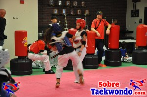 Aaron Cook Campamento de Taekwondo  (226)