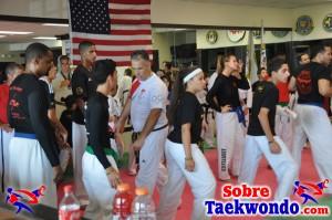 Aaron Cook Campamento de Taekwondo  (230)