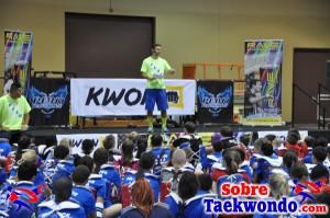 USA Taekwondo Camp 124