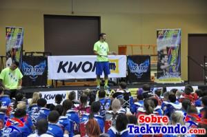 USA Taekwondo Camp 125