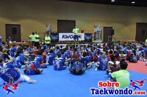 USA Taekwondo Camp 126