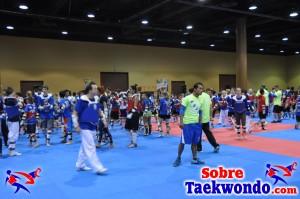 USA Taekwondo Camp 127