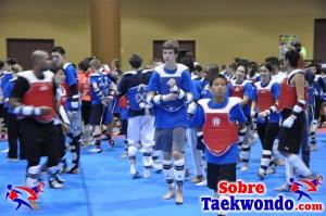 USA Taekwondo Camp 128