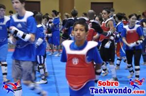 USA Taekwondo Camp 129