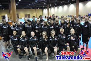 USA Taekwondo Camp 133