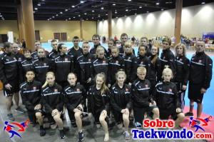 USA Taekwondo Camp 134