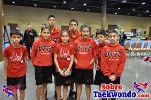 USA Taekwondo Camp 135