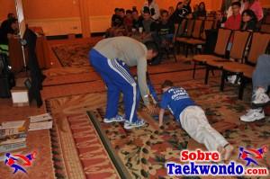 USA Taekwondo Camp 138