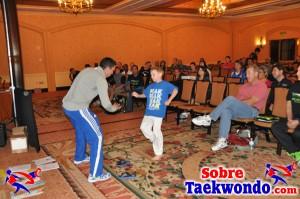 USA Taekwondo Camp 140