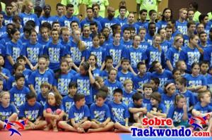 USA Taekwondo Camp 142