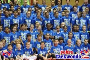 USA Taekwondo Camp 143