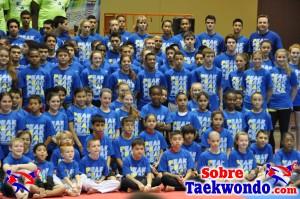 USA Taekwondo Camp 144