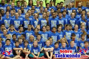 USA Taekwondo Camp 145