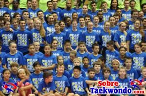 USA Taekwondo Camp 146