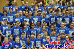 USA Taekwondo Camp 147