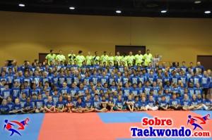 USA Taekwondo Camp 148