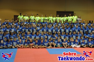 USA Taekwondo Camp 150