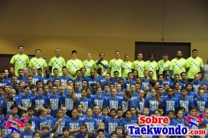 USA Taekwondo Camp 151