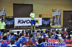 USA Taekwondo Camp 153