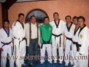 Curso de planificacion de taekwondo