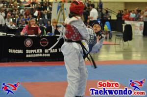 Nacional de Taekwondo (AAU) 2017 001