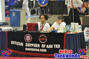 Nacional de Taekwondo (AAU) 2017 008
