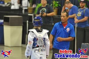Nacional de Taekwondo (AAU) 2017 011