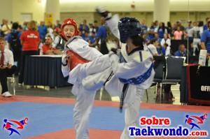 Nacional de Taekwondo (AAU) 2017 043
