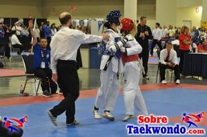 Nacional de Taekwondo (AAU) 2017 049