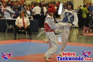Nacional de Taekwondo (AAU) 2017 055