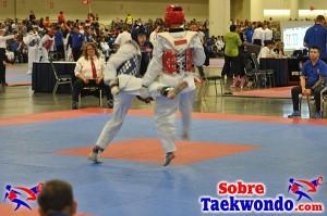 Nacional de Taekwondo (AAU) 2017 059
