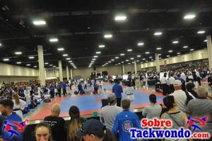 Nacional de Taekwondo (AAU) 2017 066