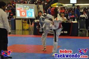 Nacional de Taekwondo (AAU) 2017 070