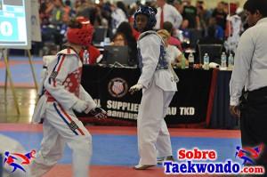 Nacional de Taekwondo (AAU) 2017 078
