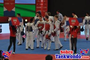 World Cup Taekwondo Championships 2015