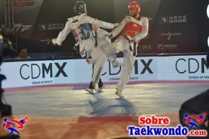 Final del Grand Prix Mundial de Taekwondo 20015  (445)