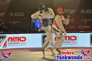 Final del Grand Prix Mundial de Taekwondo 20015  (450)